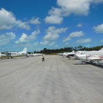 30 Cirrus on the ramp