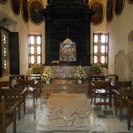 Chapel in Cathedral of Santo Domingo