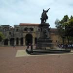 Christopher Columbus Square