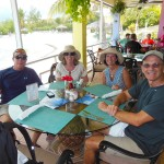 Lunch at Turtle Cay