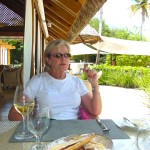 Lunch at the Beach Club