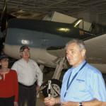 Yorktown Hangar deck