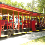 Sunday COPA Trolley tour