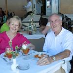 Lunch at Tre Scallini
