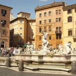 Bernini Fountain