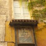 Roman Window Treatment