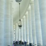 St Peters Columns