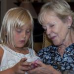 Caitlin and Grandma