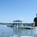 Deck hand Mike