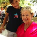 Alexandra and Grandma