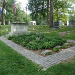 Wright Family Plot