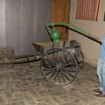 Early Irrigation cart