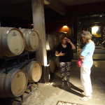 Wine from the barrel