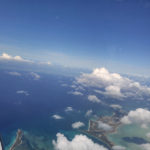 Climb out from Nassau
