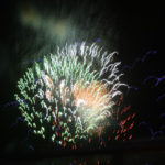 Skull Creek fireworks